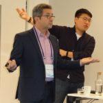 CSR best practices presentation (with translation) for Korean delegation in Stockholm