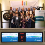 Stock Exchange Amsterdam, opening bell